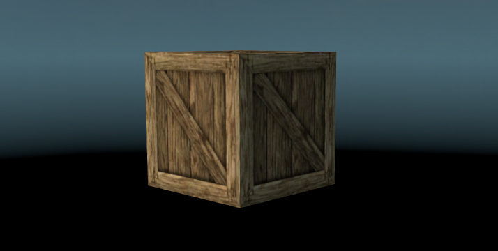 Simple cube box in world.jpg